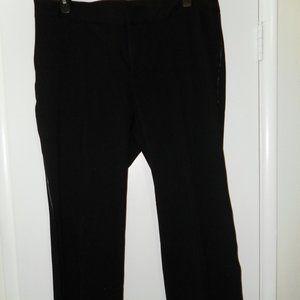 INC Woman / Stretch Black Color Pants